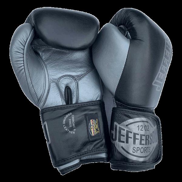 Jefferson-Competition-Boxhandschuhe-schwarz