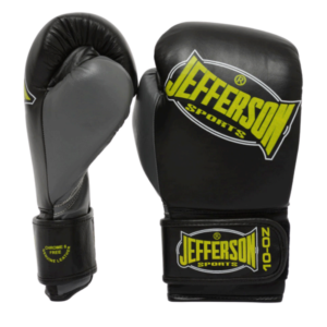 Jefferson-PRO-Boxhandschuhe-schwarz