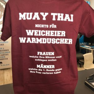 Jefferson Sports Muay Thai T-Shirt