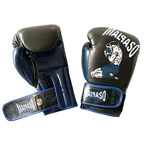 Jefferson Sports_Malpaso Gloves Kids blau
