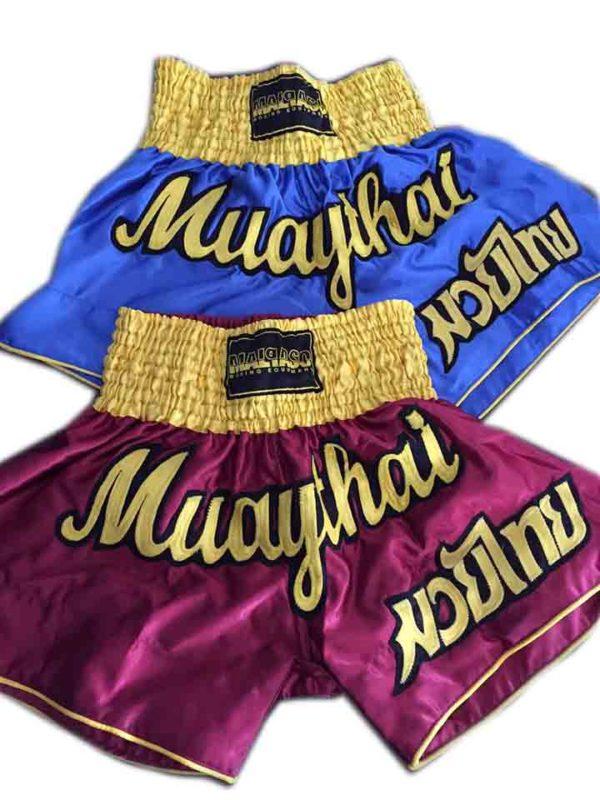 Malpaso Thai Box Shorts