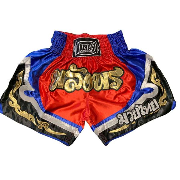 Jefferson Sports_Thai Box Short - SSBRG - Malpaso Shorts_1000