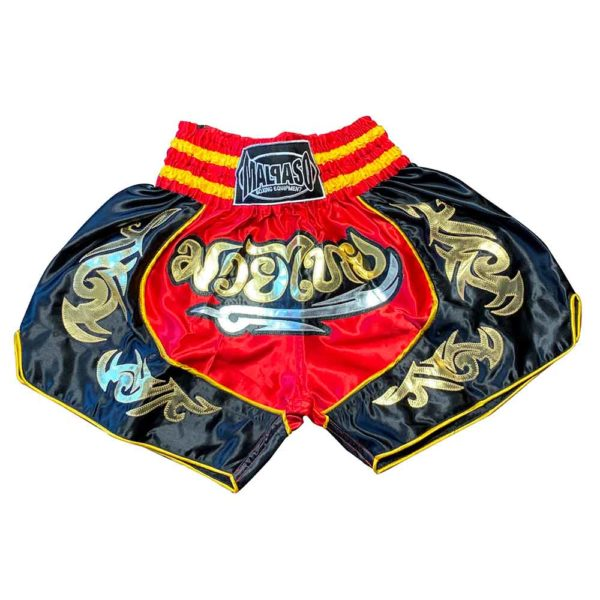 Jefferson Sports_Thai Box Shorts-Malpaso SRG_1000