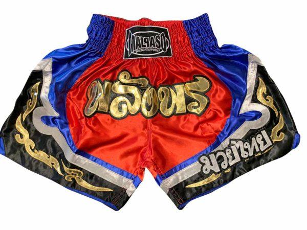 Malpaso Thai Box Shorts SSBRG