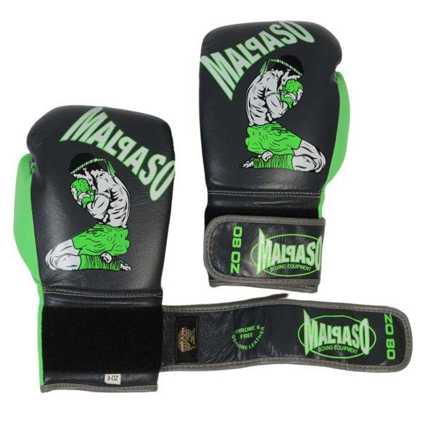 Malpaso Kids Gloves - schwarz - grün
