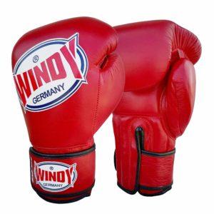 Jefferson Sports_Windy Boxhandschuhe_rot