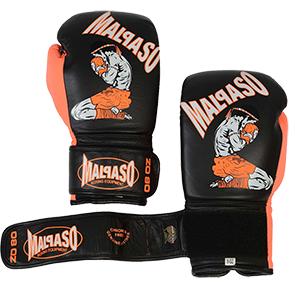 Malpaso Kids Gloves-orange