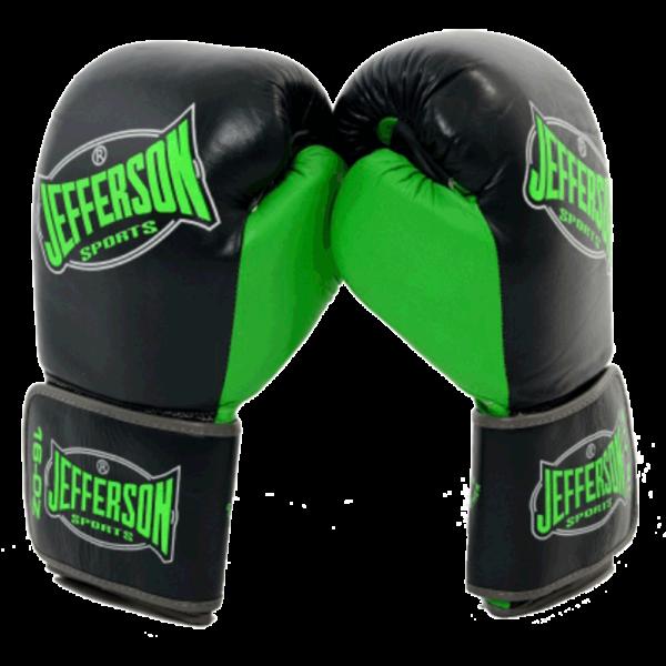 Jefferson-PRO-Boxhandschuhe-grün