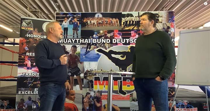 Interview mit Großmeister Toni Finken Schaffrath