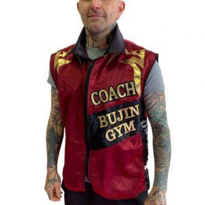 Jefferson Sports Muaythai Coach Weste