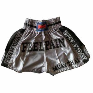 Jefferson Sports Windy Muaythai Shorts Feel Pain
