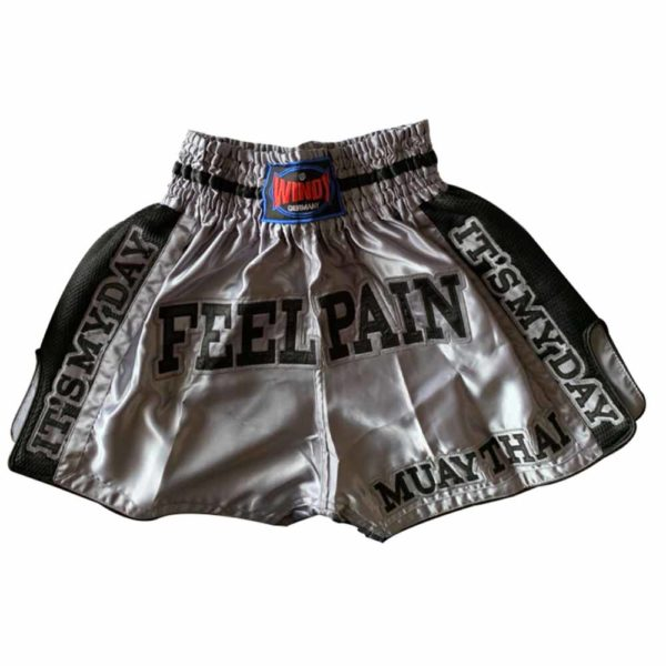 Jefferson Sports Windy Muaythai Shorts Feel Pain