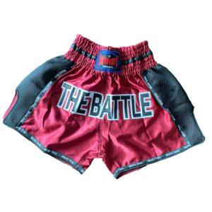 Jefferson Sports_Windy Thaibox Short THE BATTLE