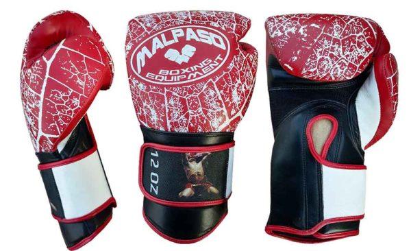 Jefferson Sports_Malpaso Guerrero Boxhandschuhe_rot
